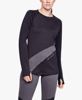 Women's ColdGear® Armour Long Sleeve Graphic
